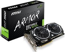 MSI GeForce GTX 1070 TI ARMOR 8G Graphics Card